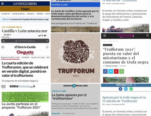Trufforum 2021 in different press media